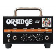 Orange Micro Dark Testata Ibrida Valvolare per Chitarra 20W