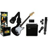 EKO EG11 Pack Black - Kit Completo Chitarra Elettrica