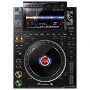 Pioneer CDJ-3000 Nero Multi Player per DJ