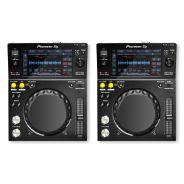Pioneer DJ SET: Coppia XDJ 700 Lettore per DJ Touch Screen Multimediale
