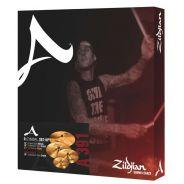 Zildjian 5 A - Set di Piatti per Batteria