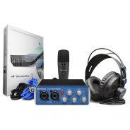 Presonus AudioBox 96 Studio Bundle Kit per Home Recording