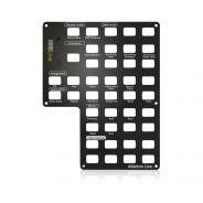 Icon Qcon Pro X Panel Ableton Live Pannello per Controller Midi