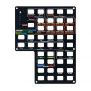 Icon Qcon Pro X Panel Reaper Pannello per Controller Midi