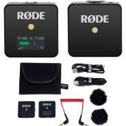 Rode Wireless Go - Sistema Microfonico Wireless