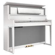 Roland LX708 Polished White - Pianoforte Digitale 88 Tasti