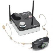 Samson AirLine 99m AH9 Headset - Radiomicrofono UHF con Archetto (470-494 MHz)