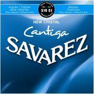 Savarez 510CJ New Cristal Cantiga Muta per Chitarra Classica Tensione Forte