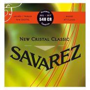 Savarez 540CR New Cristal Classic Muta per Chitarra Classica Tensione Normale