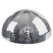 Showtec Half-Mirrorball 40 cm - Semisfera a Specchi con Motore
