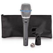 Shure Beta 87A - Microfono a Condensatore Supercardioide per Voce