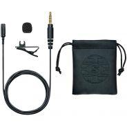 Shure Motiv MVL Microfono Lavalier a Condensatore per Smartphone e Tablet