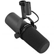 Shure SM7B - Microfono per Radio Televisione Studio Podcasting Broadcasting