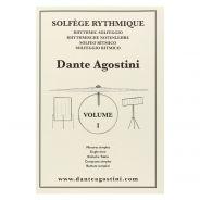 Solfège Rythmique Volume 1 Dante Agostini