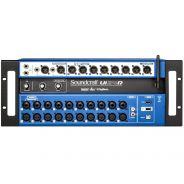 SOUNDCRAFT Ui24R Mixer Digitale Usb 24 Canali / Registratore Multitraccia