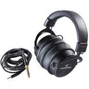 Soundsation MH-500 PRO Cuffie Professionali da Studio Chiuse Driver 50mm Dj