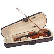 Soundsation Viovs-15 Viola Virtuoso Student con Astuccio e Archetto 15 Pollci