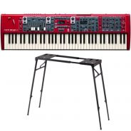 Nord Stage 3 Compact con Supporto