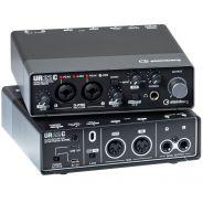 Steinberg UR22C - Interfaccia Audio MIDI/USB 3 con Connettività iPad