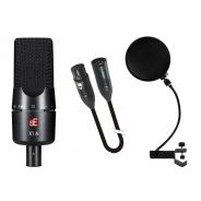 SE ELECTRONICS X1A Microfono da Studio, Anti-Pop, Cavo