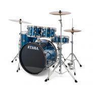 Tama Rhythm Mate Hairline Blue Batteria Acustica Blu con Hardware