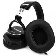 Tascam TH-06 Bass XL Cuffia Stereo Professionale Chiusa per Dj Nera