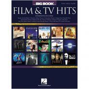 Hal Leonard The Big Book Of Film & TV Hits