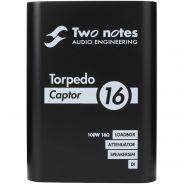 Two Notes Torpedo Captor 16 Load Box Compatta Analogica 16 Ohm