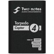 Two Notes Torpedo Captor 4 Load Box Compatta Analogica 4 Ohm