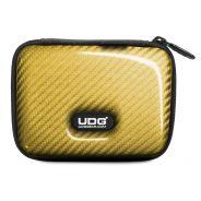 UDG U8451GD Creator DIGI Hardcase Small Gold PU - Custodia Chiavette Usb