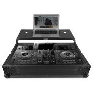 Udg U91065BL Ultimate Flightcase per Pioneer XDJ-RR Black Plus Supporto Laptop