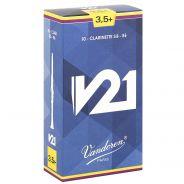 Vandoren CR8035+ - 10 Ance Clarinetto in Sib 3.5+ V21