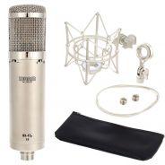 Warm Audio WA 47jr Microfono a Condensatore Diaframma Largo Nickel