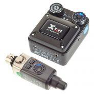 XVive U4 Kit Trasmettitore e Ricevitore Wireless per In-Ear Monitor