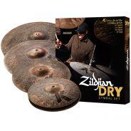 Zildjian K Custom Dry Cymbal Set - Set Piatti Batteria