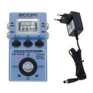 Zoom MS 70CDR - Multistomp con Alimentatore