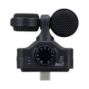 Zoom Am7 Microfono Mid Side per Smartphone Android