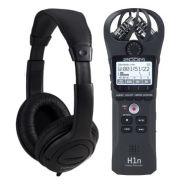Zoom (H1n + Cuffie), Registratore Palmare Stereo Digitale