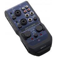 Zoom U44 - Interfaccia Audio USB 4In 4Out per PC Mac iPad