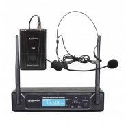 ZZIPP TXZZ212 Set Radiomicrofono ad Archetto Frequenza Fissa VHF 183.57 MHZ