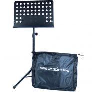 ZZIPP SMZZ202 Leggio Musicale Professionale per Orchestra con Borsa