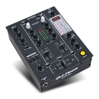 0-DJ TECH DJM-404 - B-Stock