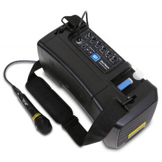 0-DJ TECH UVISA 50 LIGHT -
