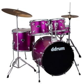0-DDrum D2 PNK Pink - BATTE