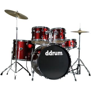 0-DDrum D2 BR Blood Red - B