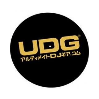 0-UDG SLIPMAT BLACK & GOLD