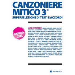 0-VOLONTE&CO. CANZONIERE MI