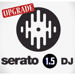 0-SERATO DJ 1.5 Upgrade