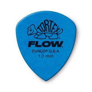 0 Dunlop - 558P100 Tortex Flow Standard 1.0 mm Player's Pack/12