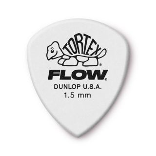 0 Dunlop - 558P150 Tortex Flow Standard 1.5 mm Player's Pack/12